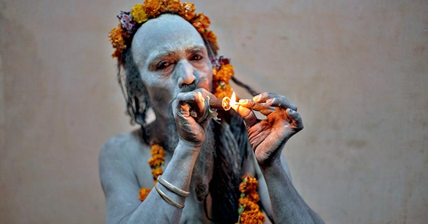 Kumb, kumbh, kumbhmela, haridwar, hardiwar, mela, festival, sadhus, sadhu, holy, shiva, shivaratri, ganges, smoking, saddhu, sadhu, sadhu, kathmandu, katmandu, nepal, allahabad, getty, lonely planet, photography, photographer, images, tpoty
