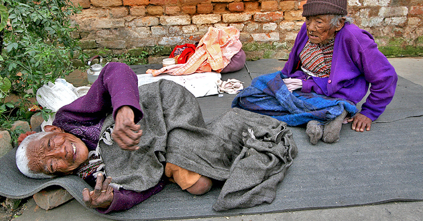 Elderly Care Home In Nepal